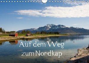 Auf dem Weg zum Nordkap (Wandkalender 2016 DIN A4 quer)