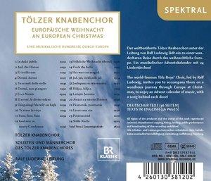 Europäische Weihnacht - Eine musikalische Rundreise durch Europa