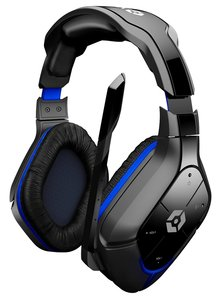 Wired Stereo Gaming-Headset HC-4, Kopfhörer mit Mikrofon, mit Ve