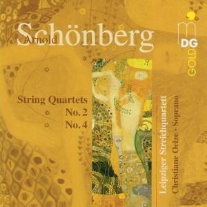 Streichquartette 2 & 4