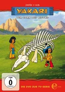 (19)NEU DVD z.TV-Serie-Der Zorn Des Bisons