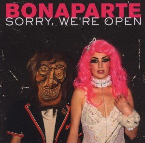 Sorry,We're Open