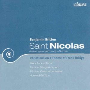 Saint Nicolas-Cantata op.42/Variat.on a themeop.10