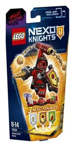 LEGO® Nexo Knights 70334 - Ultimativer Monster-Meister
