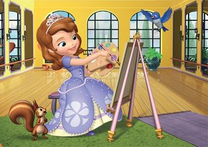 Jumbo 17476 - Disneys Sofia, Erste Puzzle
