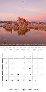California - USA (Wall Calendar 2015 300 × 300 mm Square)