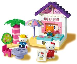 BIG 800057029 - PlayBIG BLOXX HELLO KITTY STRANDBAR