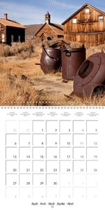 California - USA (Wall Calendar 2015 300 × 300 mm Square)