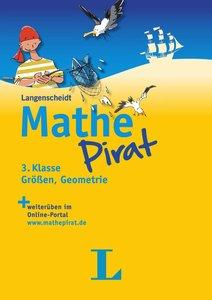 Mathepirat 3. Klasse Größen, Geometrie