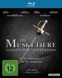 Die Musketiere - Einer für alle - Alle für einen!
