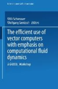 The Efficient Use of Vector Computers with Emphasis on Computati