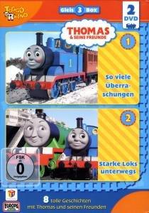 03/2er DVD Schuber Thomas