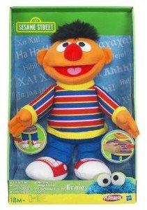 Playskool 98874148 - Sesamstraße: Kitzel Mich Ernie