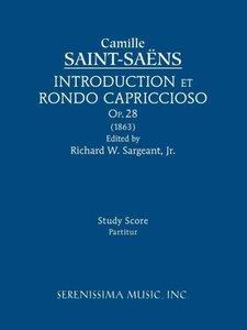 Introduction et Rondo Capriccioso, Op.28