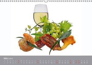 Gourmet (Wandkalender 2016 DIN A3 quer)