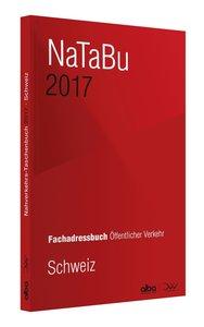 Nahverkehrs-Taschenbuch Schweiz 2017