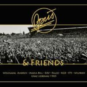 Opus & Friends-Graz Liebenau 1985