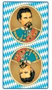 Ravensburger 27046 - Schafkopf, König Ludwig