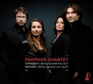 Brahms: String Quartet 1 in A major,op.7/Str