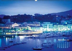 Elba: Gipfel, Strand und Meer (Wandkalender 2016 DIN A2 quer)