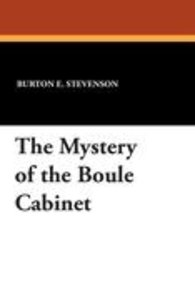 The Mystery of the Boule Cabinet