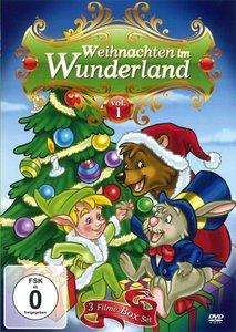 Weihnachten Im Wunderland Vol.1