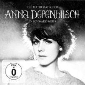 Die Mathematik der Anna Depenbusch in schwarz/weiß
