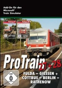Train Simulator - Pro Train 27+28 Bundle