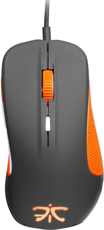 SteelSeries Rival Gaming Mouse Fnatic Team Edition, schwarz - zum Schließen ins Bild klicken