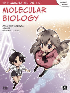 The Manga Guide to Molecular Biology