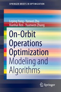 On-Orbit Operations Optimization