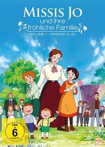 Missis Jo und ihre fröhliche Familie - Volume 1 - Episode 01-20