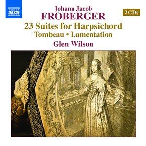 23 Suites for Harpischord