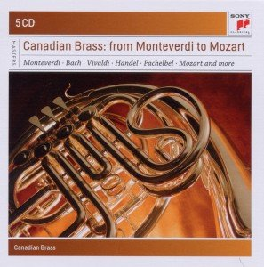 Canadian Brass plays Classical Masterworks