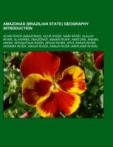 Amazonas (Brazilian state) geography Introduction