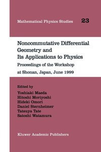 Noncommutative Differential Geometry and Its Applications to Phy
