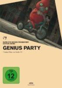 Genius Party (Edition Anime)