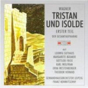Tristan Und Isolde-Erster Tei