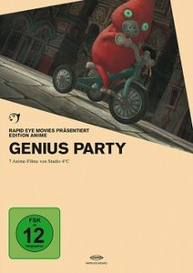Genius Party (Edition Anime)