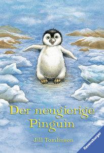 Der neugierige Pinguin