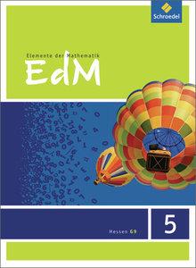 Elemente der Mathematik 5. Schülerband. G9. Hessen