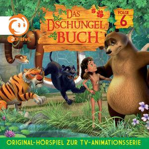 06: Das Dschungelbuch - Orig.Hörspiel Zur TV-Serie