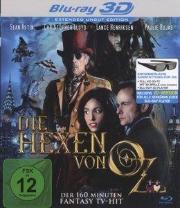 Die Hexen Von Oz (3D-Extended Uncut Edition)