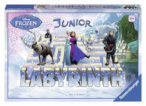 Disney Frozen Junior Labyrinth Lustige Kinderspiele
