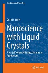 Nanoscience with Liquid Crystals