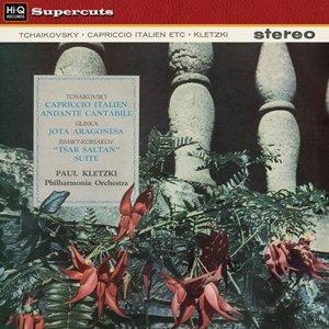 Tchaikovsky/Capriccio Italien/+