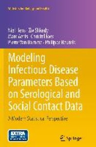 Modeling Infectious Disease Parameters Based on Serological and