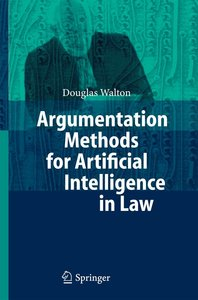 Argumentation Methods for Artificial Intelligence and Law