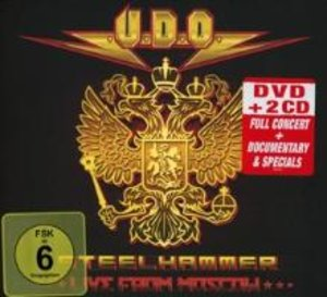 Steelhammer-Live From Moscow (DVD+2CD Digipak)