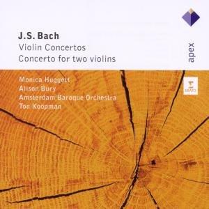 Concertos For 2 Violins In D Minor/For Violin In E